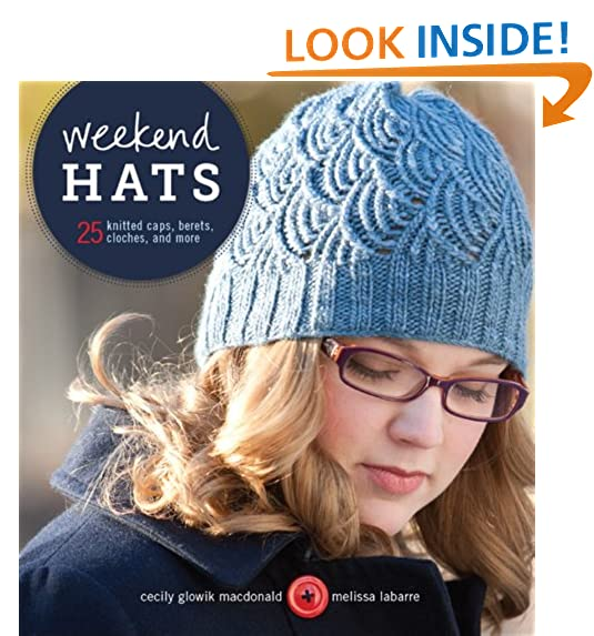 Knitted Hats Patterns Amazon