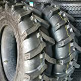 (2-TIRES) 13.6x28,13.6-28 10 PLY Tractor Tires W/TUBES 13628