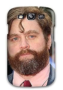 Fashionable PCzSoKb3928BOImw Galaxy S3 Case Cover For Zach Galifianakis Protective Case