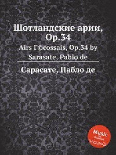 Read Online Shotlandskie arii, Op.34 pdf