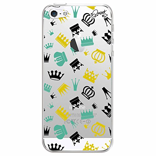 Capa Personalizada para Apple iPhone 5 - COROAS - Quark
