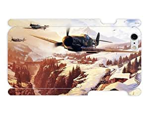 3d Full Wrap Case for iPhone 6 Digital Art - Wwii Military Planes