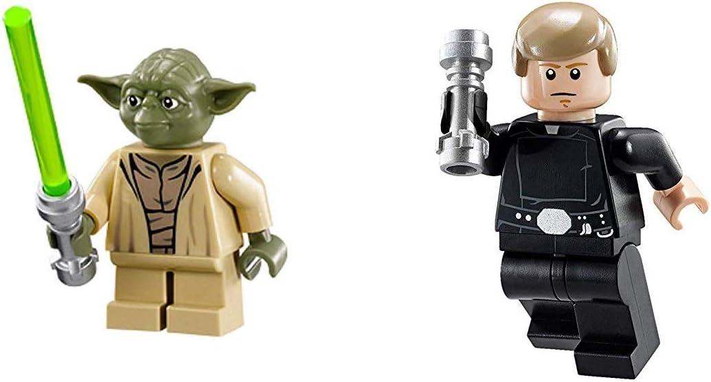 LEGO Star Wars Accessories: Jedi Lot 3 - Luke Skywalker and Yoda