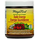 MegaFood - Daily Energy Nutrient Booster Powder, Improves Mental and Physical Performance after