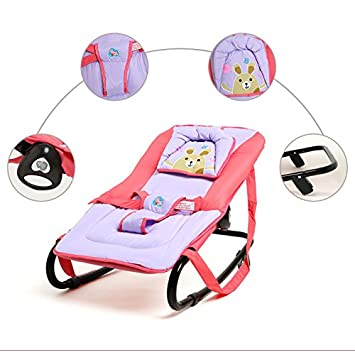 Amazon.com: Silla mecedora para bebé, sillas de dormir ...
