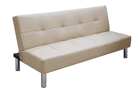 Divano Reclinabile Due Posti : Eglemtek havana divano letto posti reclinabile in ecopelle con
