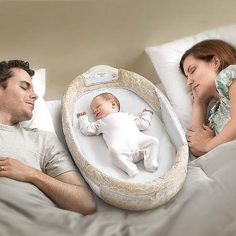Amazon.com: Deleite del bebé Nido de mimos de Baby Delight ...