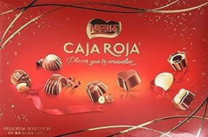 Nestlé Caja Roja - Bombones de Chocolate - 800 g