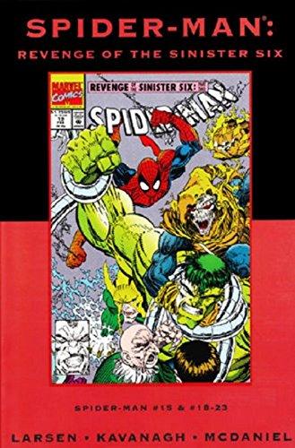 Spider-Man: Revenge of the Sinister Six (Marvel Premiere Classic Vol 103 DM Ed) (Spider Man Revenge Of The Sinister Six)