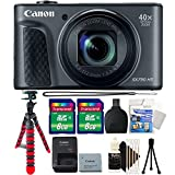 Cheap Canon Powershot SX730 HS Digital Camera (Black) with Accessory Bundle