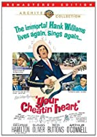 Your Cheatin' Heart [Remaster] [DVD-R] from MGM