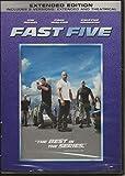 Fast Five - Extended Edition (Jason Bourne Fandango Cash Version)
