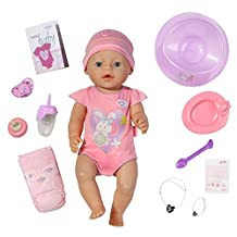 BABY Born Interactive Doll - Girl by Baby Born
