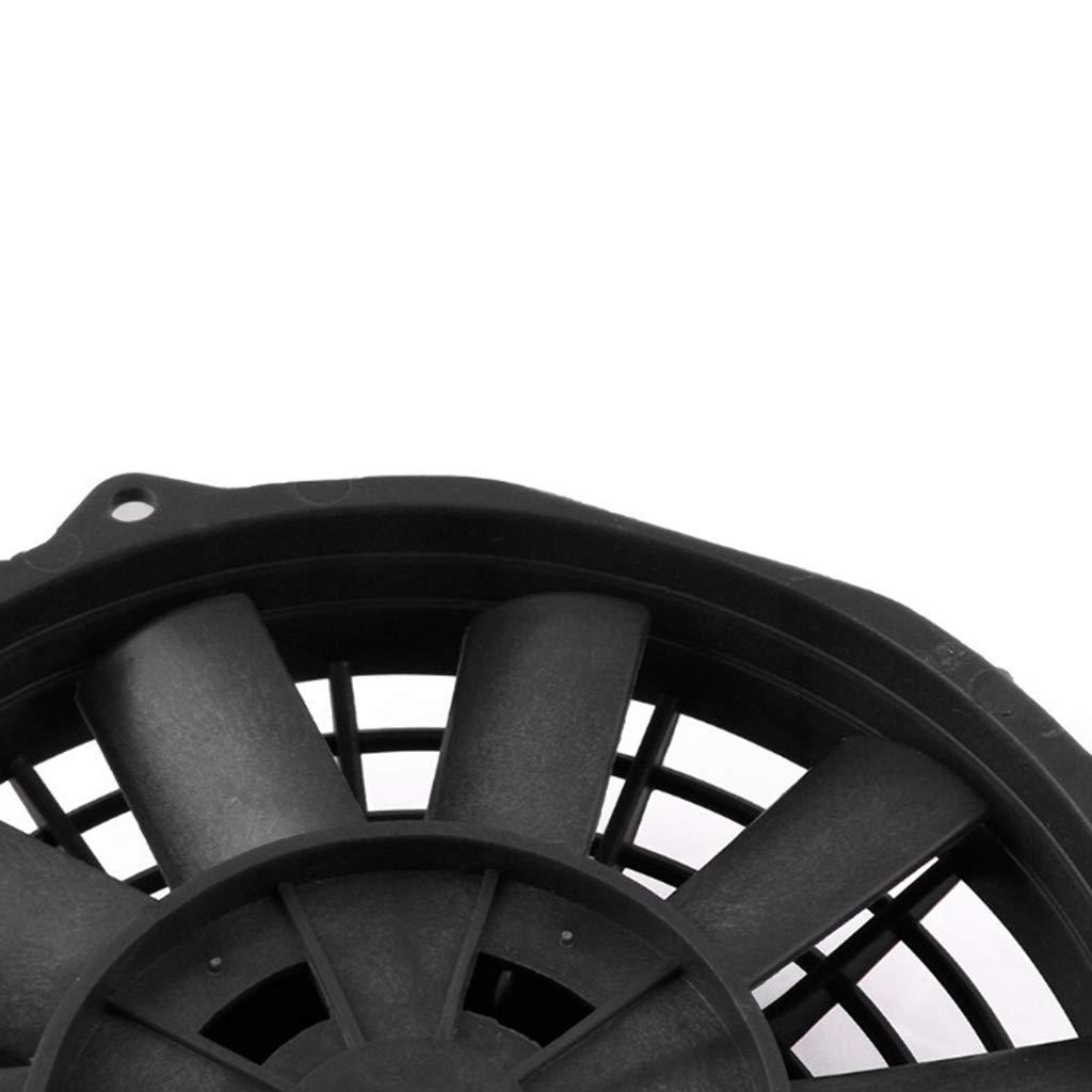Xineker 6Mini Ventilateur /électrique 12V Radiateur Huile De Refroidissement Voiture Camion ATV Bateau