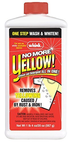 Whink 07221 20 Oz No More Yellow? Stain Remover by Whink by Whink