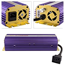 Apollo Horticulture APL600 Hydroponic 600 - Watt HPS MH Digital Dimmable Electronic Ballast for Grow Lights