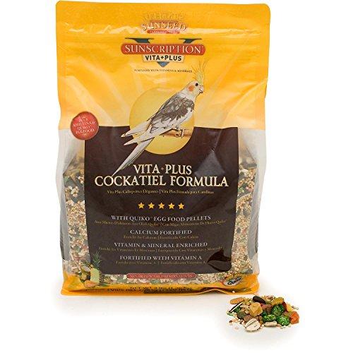 Sun Seed Vita Prima Cockatiel Formula