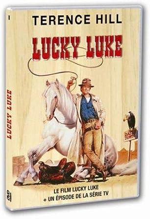 Lucky Luke [Francia] [DVD]: Amazon.es: Hill, Terence, Morgan ...