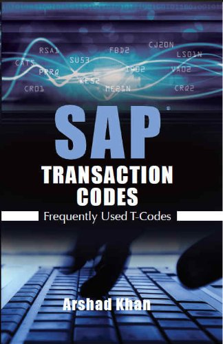 Download SAP Transaction Codes: Frequently Used T-Codes Pdf