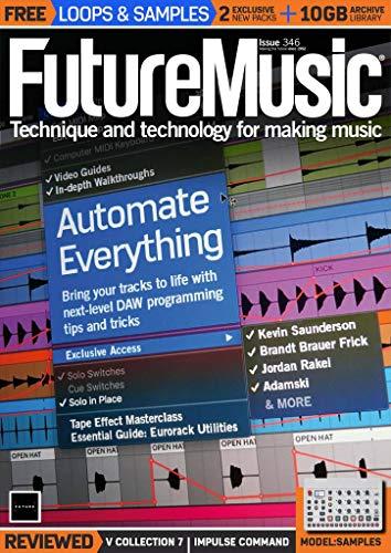 Future Music - Software Future