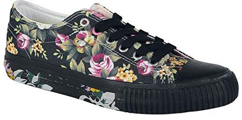 Knights para Multicolor British Mujer Zapatillas Master Lo dnWWqIf