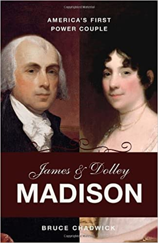 Book James and Dolley Madison: America's First Power Couple