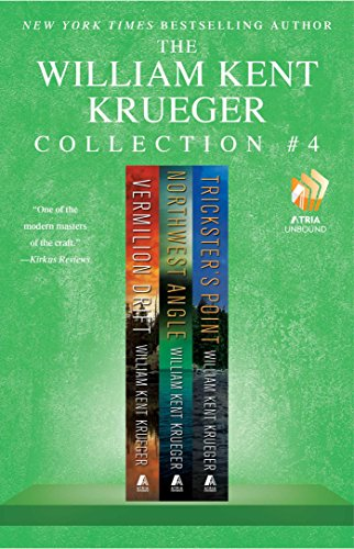 The William Kent Krueger Collection #4: Vermilion Drift, Northwest Angle, and Trickster's Point (Cork O'Connor Mystery Series)