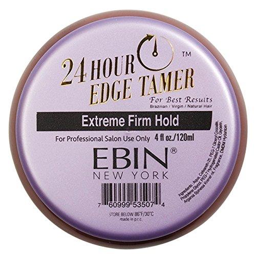 Ebin New York 24 Hour Edge Tamer (24Hr EXTREME FIRM HOLD 4oz) - Edge Tamer