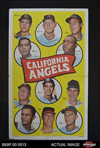 1969 California Angels - 2
