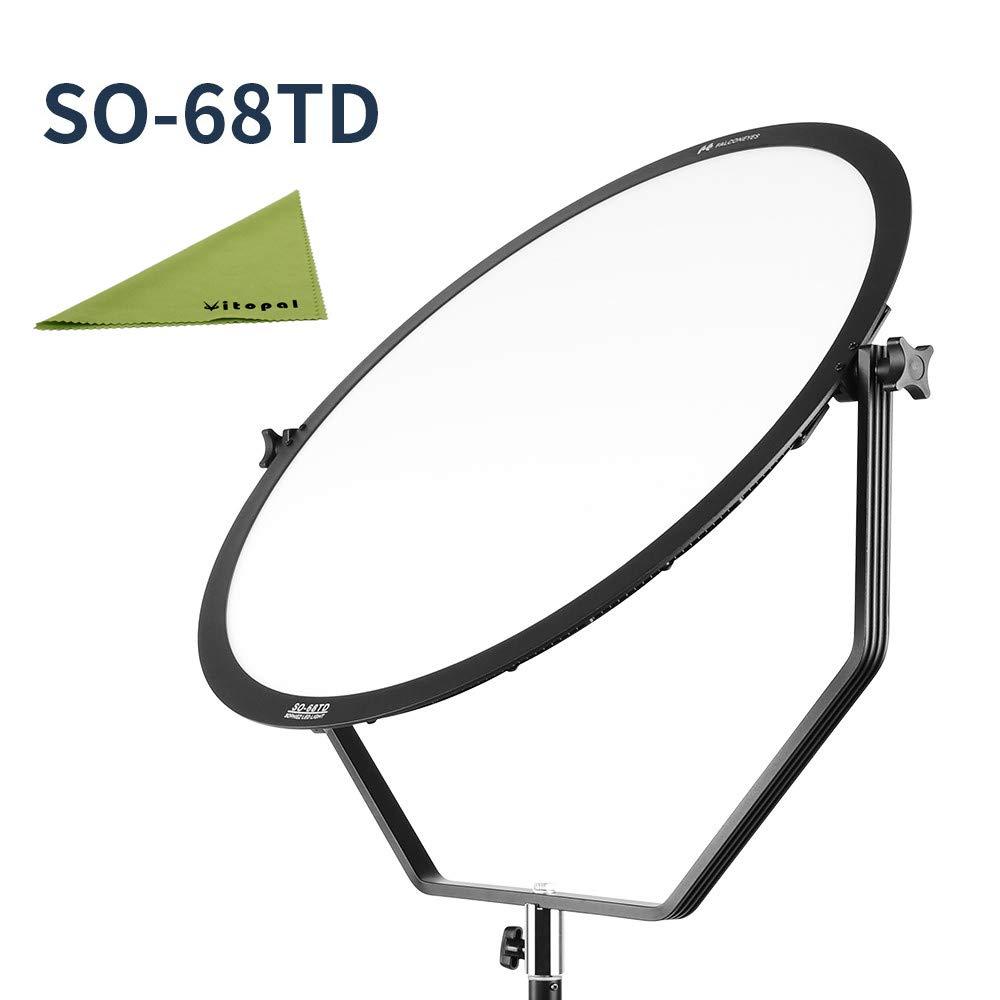 Falcon Eyes SO-68TD 360pcs 68W Soft LED FlapJack LED Bi-Color Edge Light SO-68TD