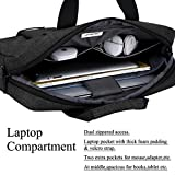 Laptop Bag 14.6 Inch,BRINCH Stylish Fabric Laptop