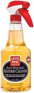 Griot's Garage 10971 Odor Neutralizing Leather Cleaner 22oz