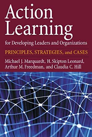 a review of action learning a philosophy by michael marquardt Action learning for developing leaders and organizations: michael marquardt: be the first to review this item.