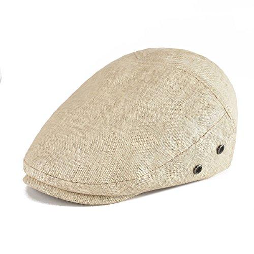 Linen Ivy Cap - 5