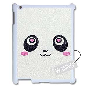 Panda Ipad2,3,4 Protective Case, Panda DIY Case for Ipad2,3,4 at WANNG