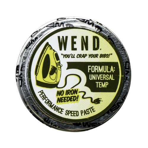 Wend Paste Wax Tin, 2-Ounce