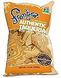 Frontera Foods Taqueria Tortilla Chips, 12 oz
