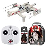 Propel Star Wars T-65 X Wing Starfighter Drone w/ Drink Bottle & Lunch Bag