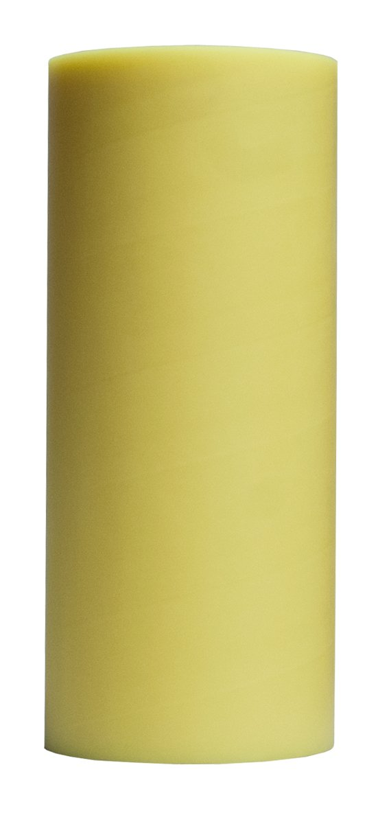Mann Lake ''Cylinder'' Candle Mold, 3-Inch by 9-Inch