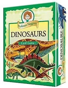 Educational Trivia Card Game - Professor Noggin's Dinosaurs
