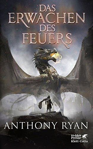 Das Erwachen des Feuers: Draconis Memoria Buch 1