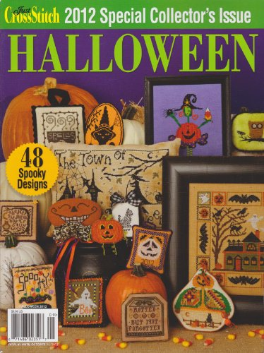 Just CrossStitch Halloween Magazine (Halloween 2012)