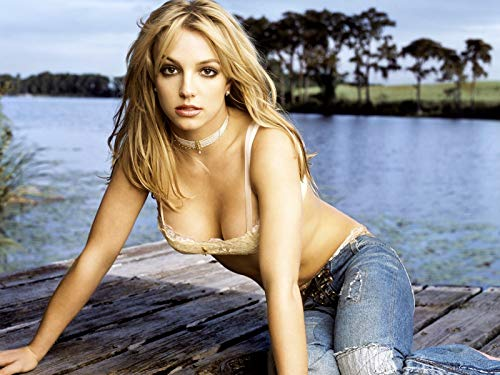 photo Britney Spears 8 x 10 Glossy Picture Image #9