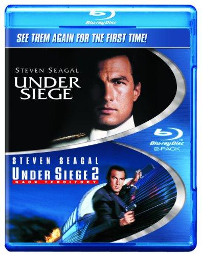Under Siege / Under Siege: Dark Territory (Double Feature) [Blu-ray]