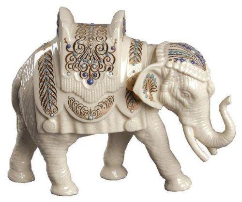 Lenox China Jewels Nativity Elephant New in Box Christmas by Lenox