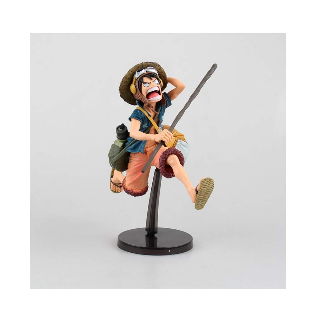 YXLZZO Anime Theater Version Character PVC Toy Model Highly Realistic Statue Birthday Gift Height 21cm Toy model