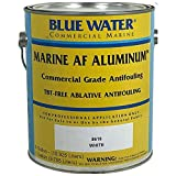 Blue Water Commercial Marine Paint Marine AF Aluminum - TBT Free Ablative Anti-Fouling - 1 Gallon (#8616 White)
