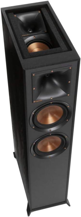 Klipsch R-625 Fa - Altavoz, Dolby Atmos, negro