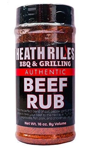 Heath Riles BBQ (Beef Rub)
