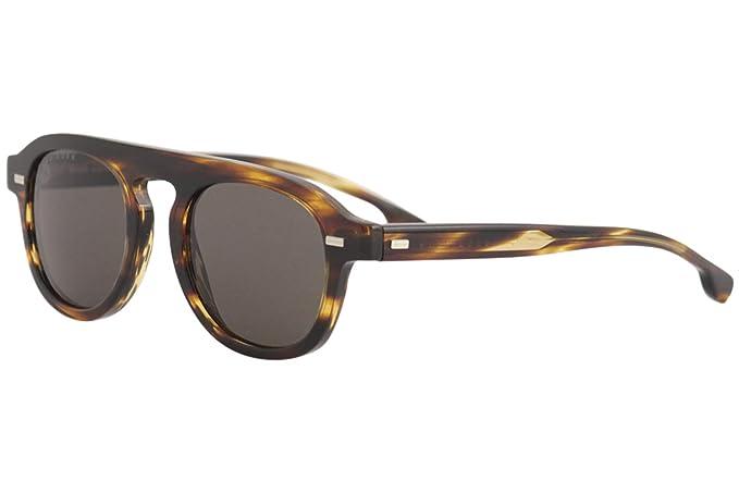 Amazon.com: Hugo Boss BOSS 1000/S KVI - Gafas de sol con ...